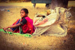 Indian poverty overview