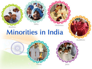 religious minorities in indian sociology images