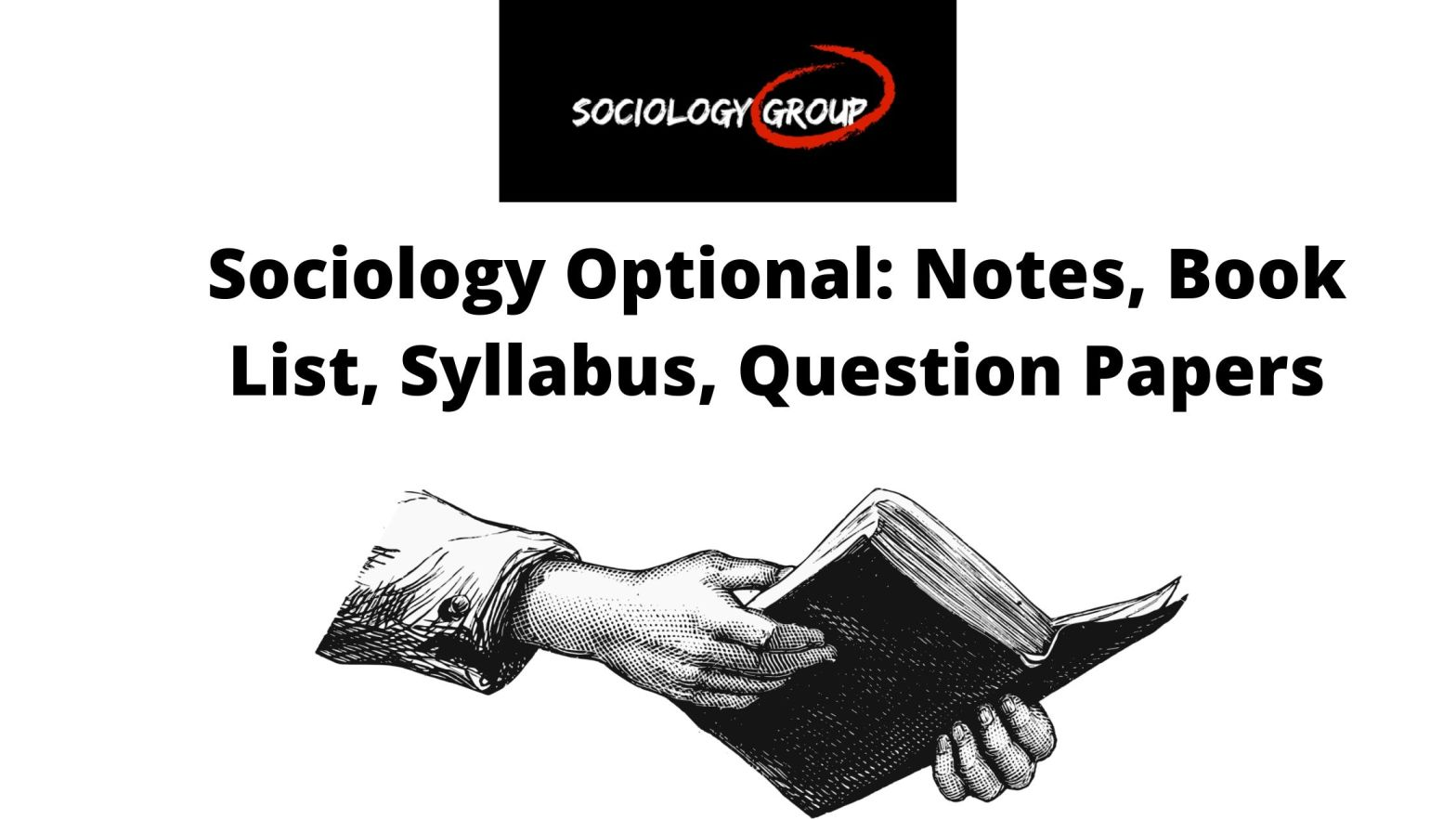 UPSC SOCIOLOGY OPTIONAL NOTES