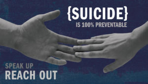 suicide is not solution and suicide preventable