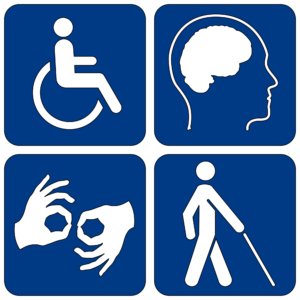 physically disabled reservation