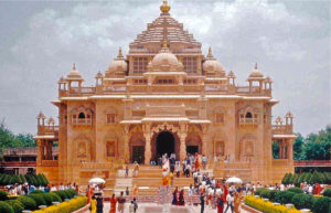 a guide about akshardham temple