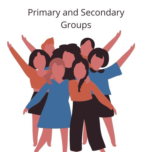 Primary and Secondary Groups: Differences