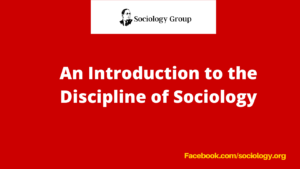 Introduction-to-sociology-discipline