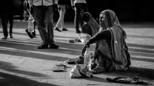 problems in the world like global poverty