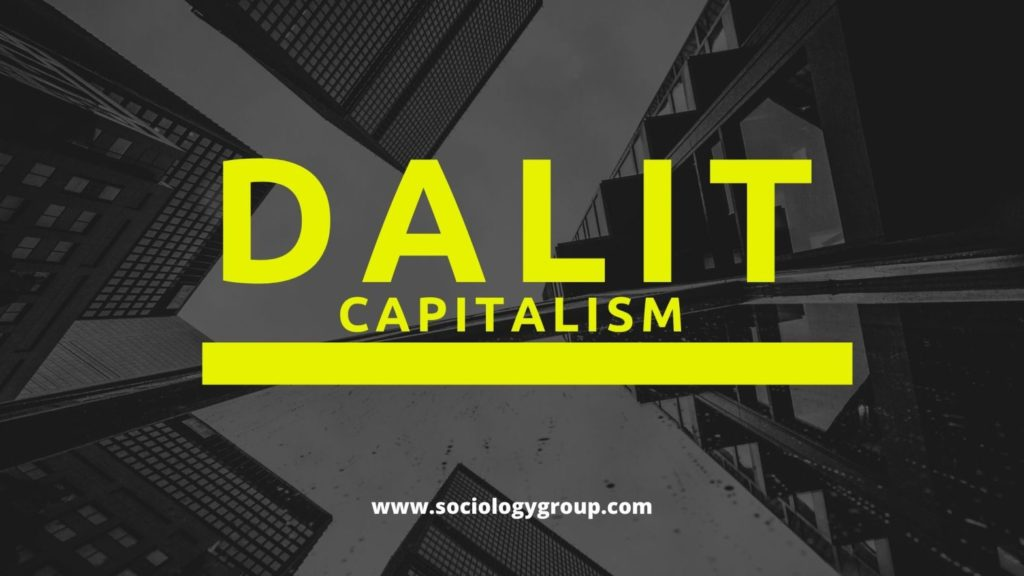 what is dalit capitalism