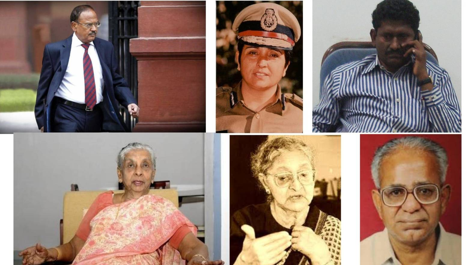 10 GREAT CIVIL SERVANTS IN INDIA