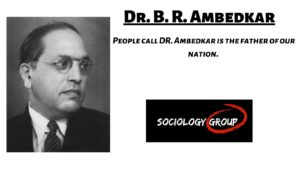 DR BR AMBEDKAR IS THE FATHER OF THE NATION, HE WAS AGAINST Caste discrimination